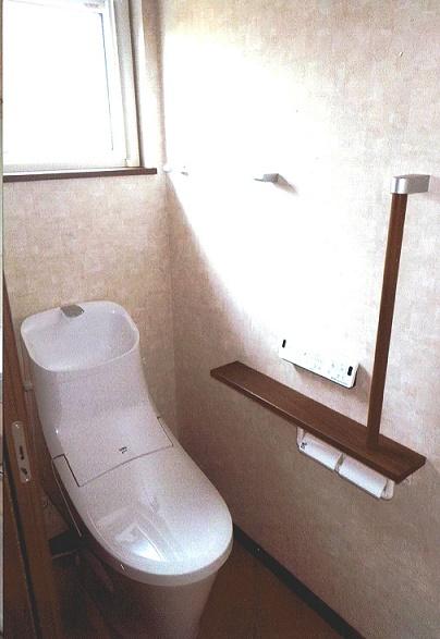リクシルのトイレ ベーシア