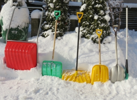 雪かき用品
